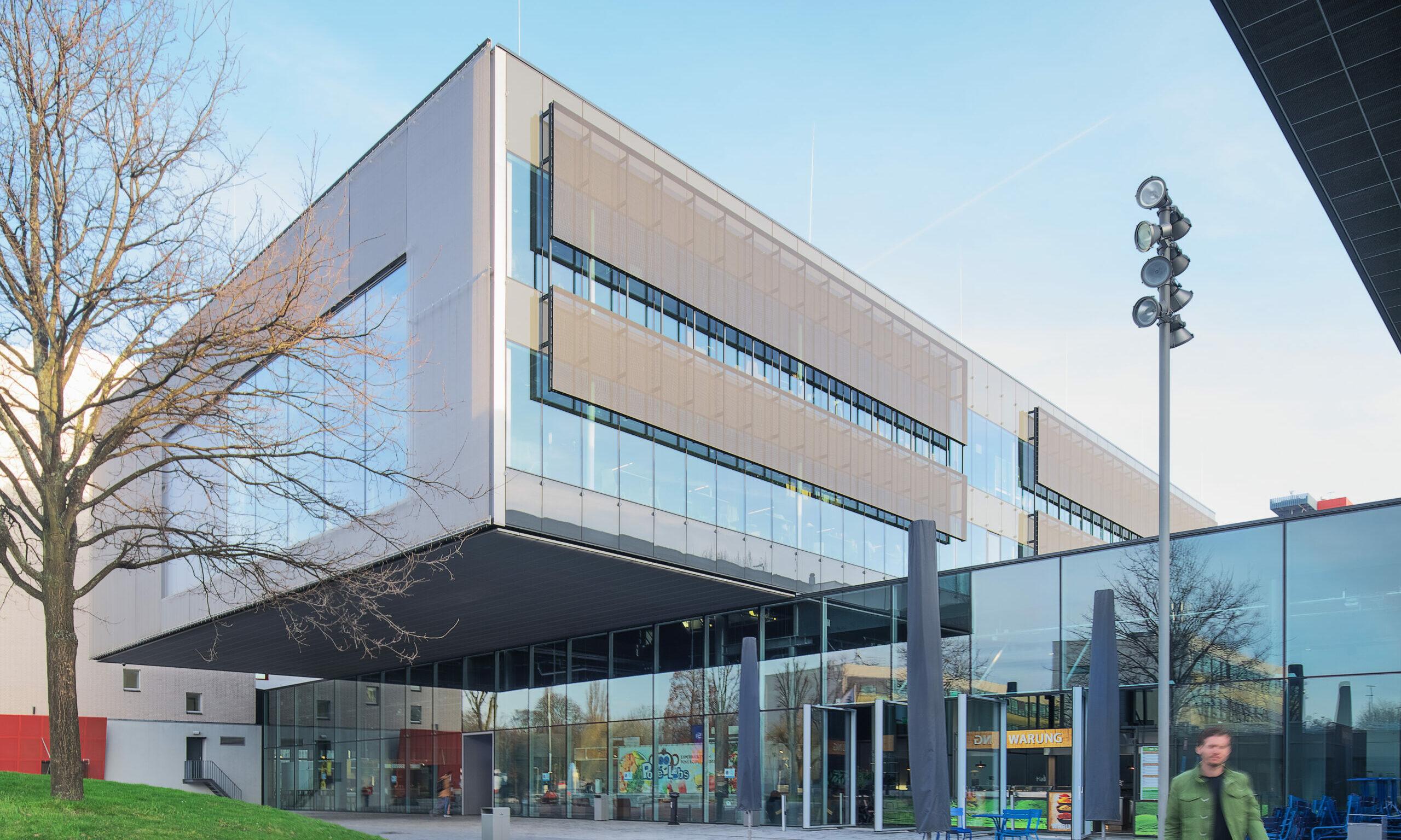 Onderwijsgebouw Pulse, TU Delft