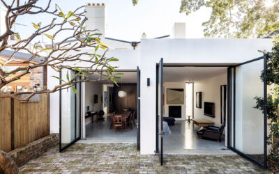 Chimney House: Finalist Architizer