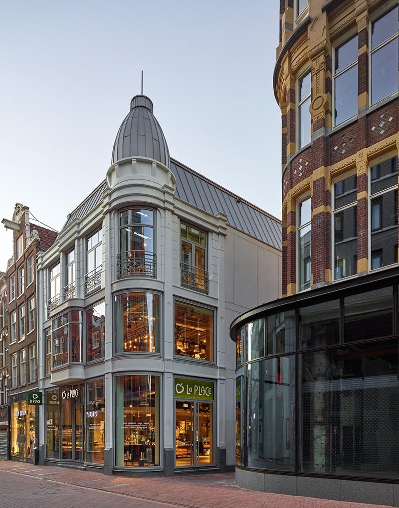 Transformatie V&D Amsterdam