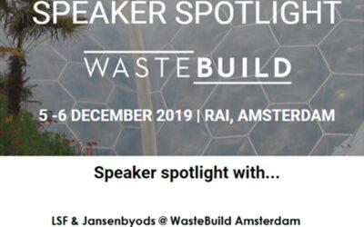 WasteBuild Amsterdam 2019